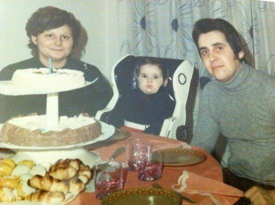 famiglia Tanzini 1976