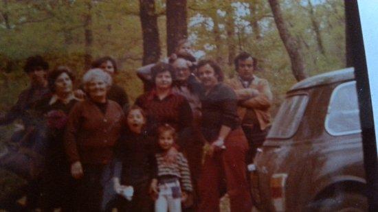 foresta umbra 1976
